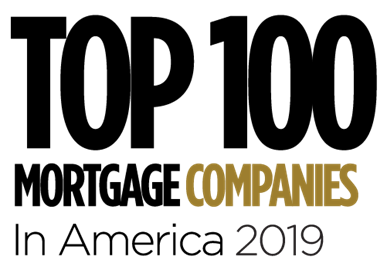 Top 100 Mortgage Companies in America 2016 Logo