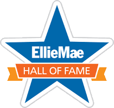 Ellie Mae Hall of Fame Logo